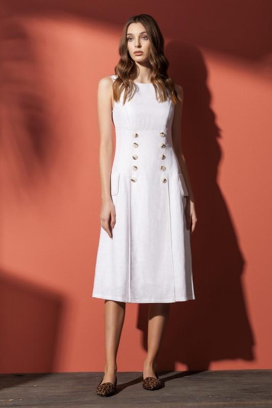 fc7c24f98 Коллекция белорусской женской одежды лето 2019 от Nova Line